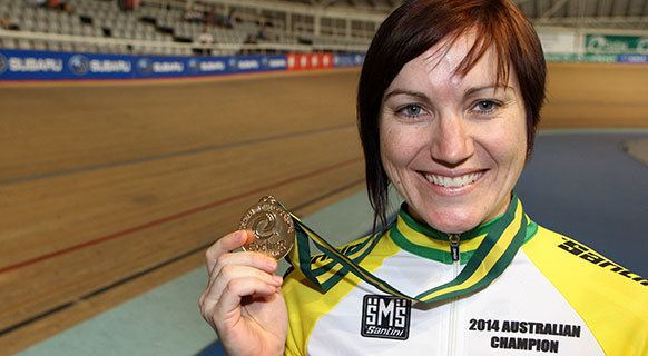 Anna Meares Meares2014Nationalsjpg