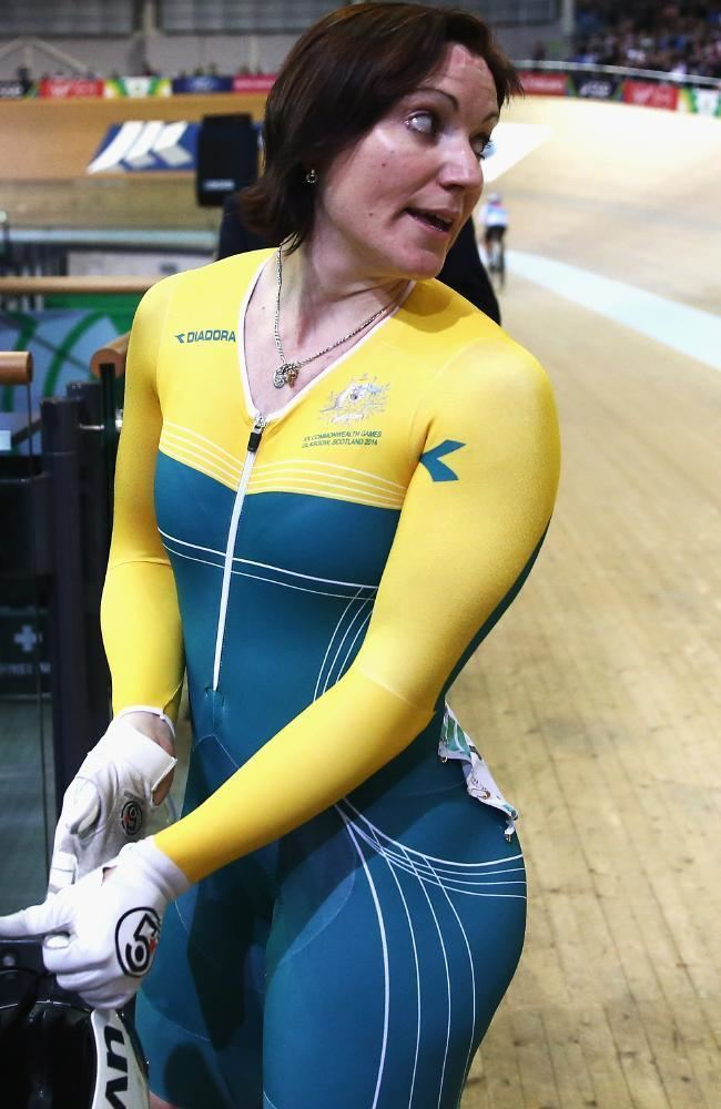 Anna Meares Anna Meares not planning retirement just yet despite being