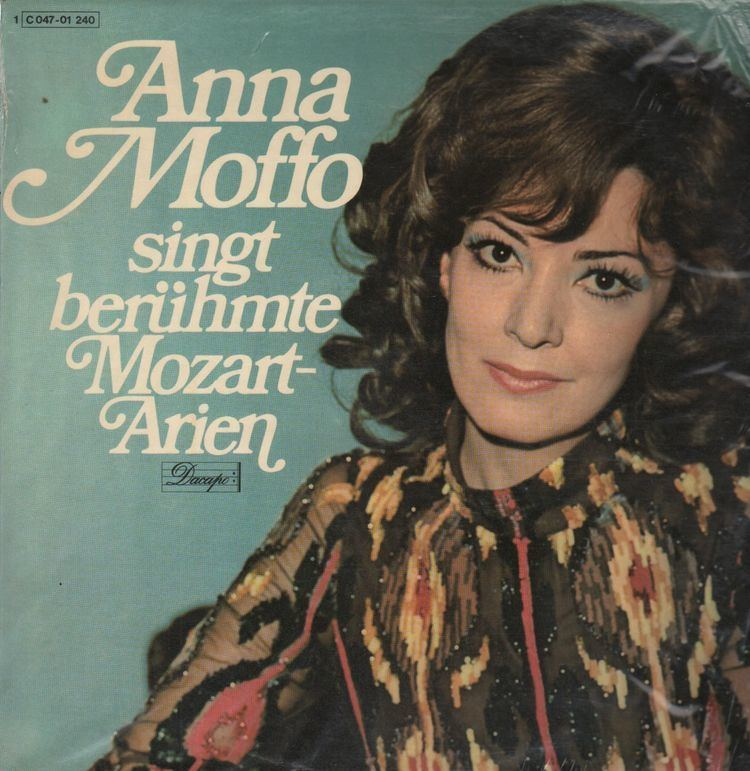 Anna Moffo Anna Moffo Records LPs Vinyl and CDs MusicStack