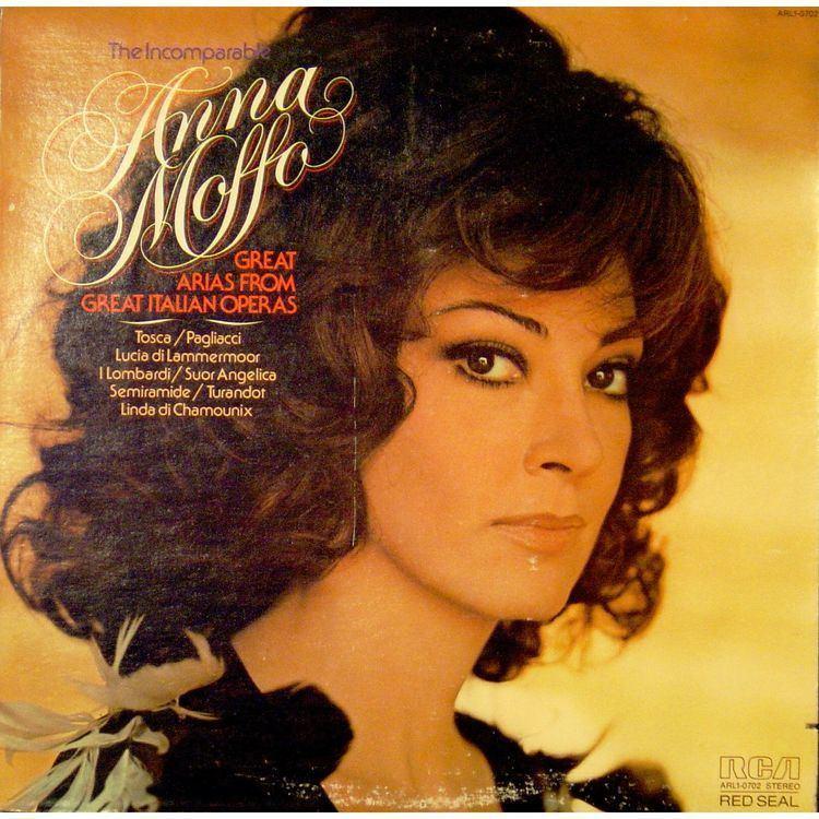 Anna Moffo The Incomparable Anna Moffo Anna Moffo mp3 buy full