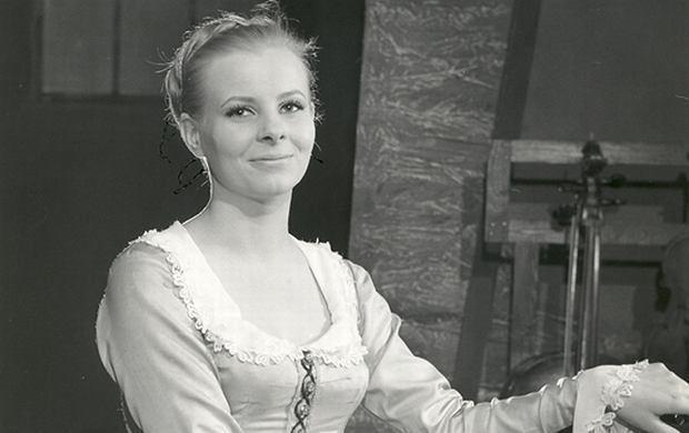 Anna Nehrebecka Anna Nehrebecka z mem Iwo Byczewskim