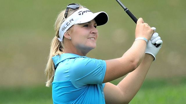 Anna Nordqvist Anna Nordqvist leads Honda LPGA Thailand by one over