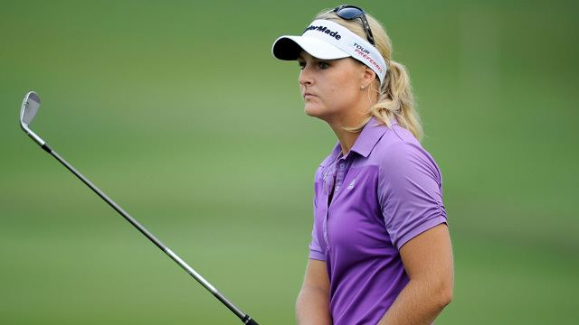 Anna Nordqvist Anna Nordqvist leads Honda LPGA Thailand by one after