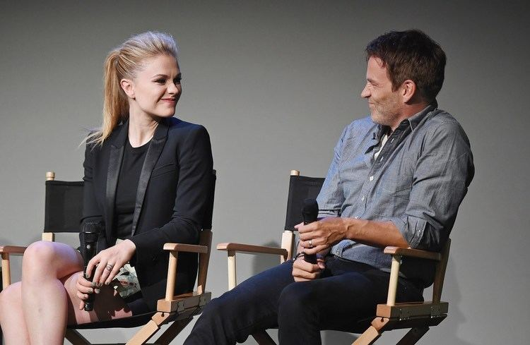 Anna Paquin Anna Paquin and Stephen Moyer Interview on True Blood and their
