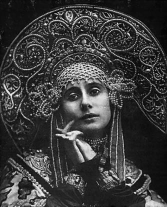 Anna Pavlova Famous Russian Ballerina Anna Pavlova