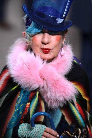 Anna Piaggi Anna Piaggi A Style Icon to Generations Remembered