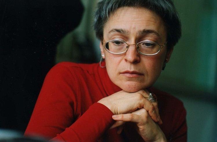 Anna Politkovskaya The Murder of Anna Politkovskaya Victoria Sadler