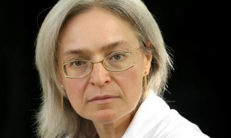 Anna Politkovskaya Russian court orders new investigation into