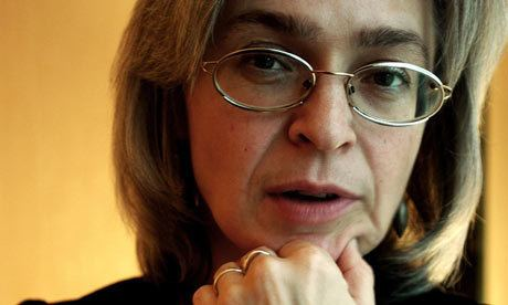 Anna Politkovskaya Nothing But the Truth Selected Dispatches by Anna