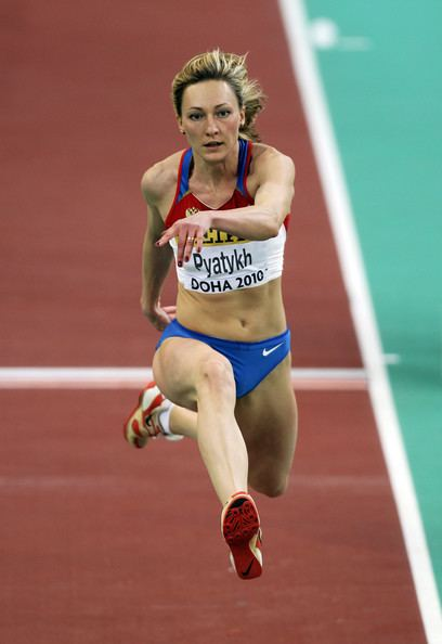 Anna Pyatykh Anna Pyatykh Pictures IAAF World Indoor Championships