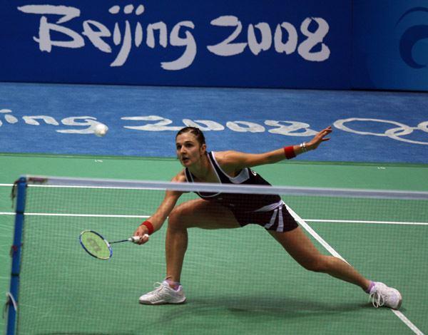Anna Rice Anna Rice Badminton Vancouver