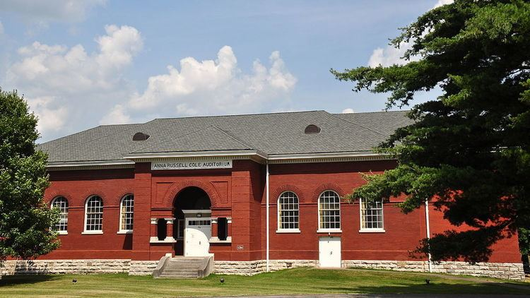 Anna Russell Cole Auditorium