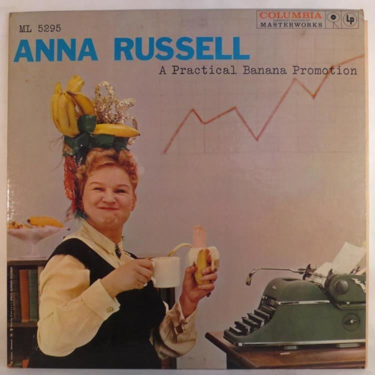 Anna Russell Anna Russell Records LPs Vinyl and CDs MusicStack