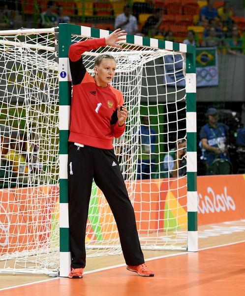Anna Sedoykina Anna Sedoykina Photos Photos Handball Olympics Day 1 Zimbio