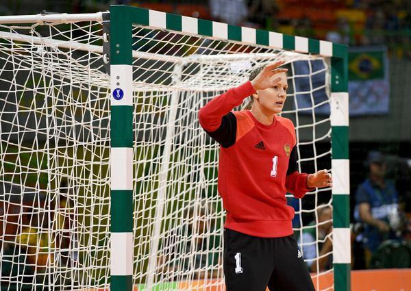Anna Sedoykina Anna Sedoykina in Handball Olympics Day 1 Zimbio