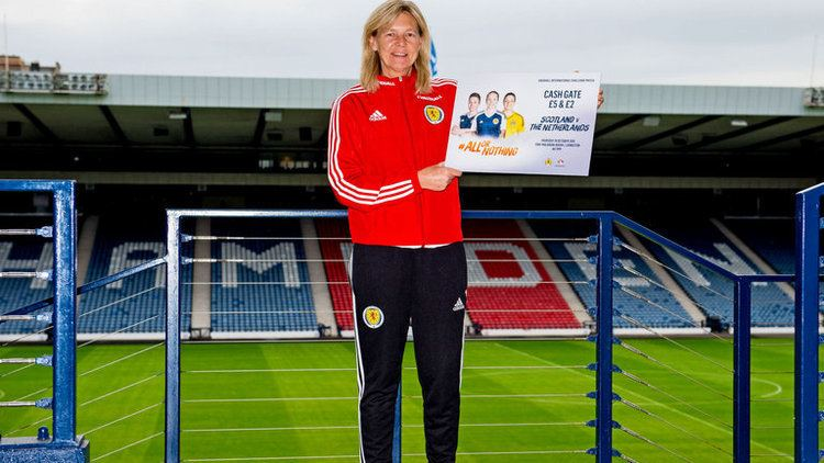 Anna Signeul Scotland coach Anna Signeul names squad to face Euro hosts