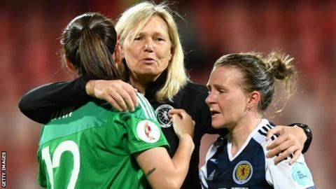 Anna Signeul Womens Euro 2017 Scotland do not deserve to go home Anna Signeul