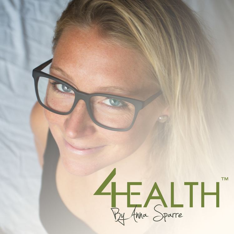 Anna Sparre 4Health Med Anna Sparre podcast