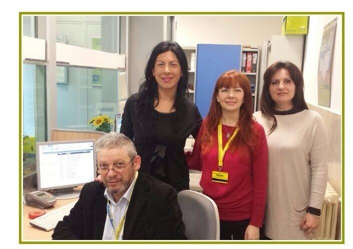Anna Tanzini Anna Tanzini la direttrice delle Poste Italiane di Frosinone