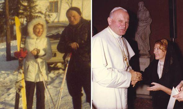 Anna-Teresa Tymieniecka REVEALED The woman who stole the Popes heart World News