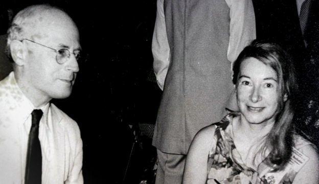 Anna-Teresa Tymieniecka The secret letters of Pope John Paul II BBC News