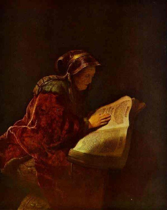 Anna the Prophetess Anna in the Bible Biblical Archaeology Society