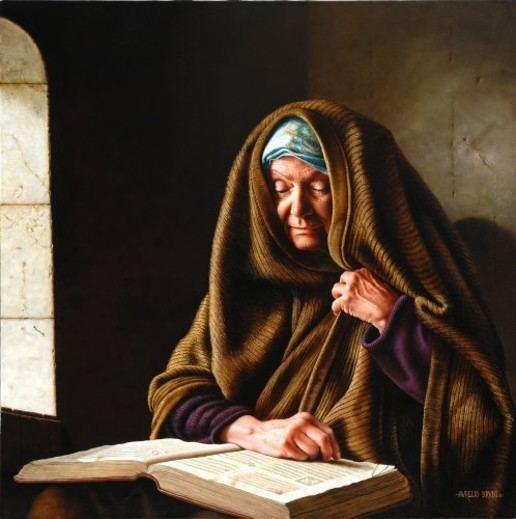 Anna the Prophetess Celebrating Anna of Jerusalem The Witness Ishshah39s Story