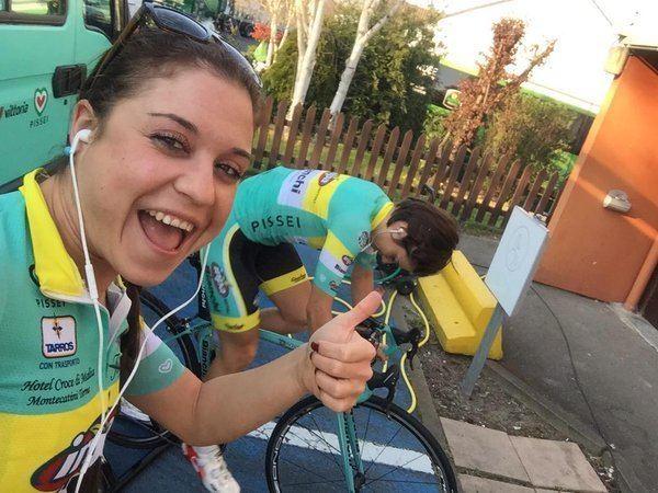 Anna Trevisi anna trevisi on Twitter Tomorrow Fleche Wallone Ready