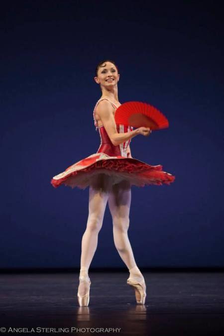 Anna Tsygankova Anna Tsygankova in DonQ grand PDD 2 Dance Passion Life