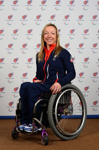 Anna Turney Anna Turney Pictures ParalympicsGB Team Launch for Sochi