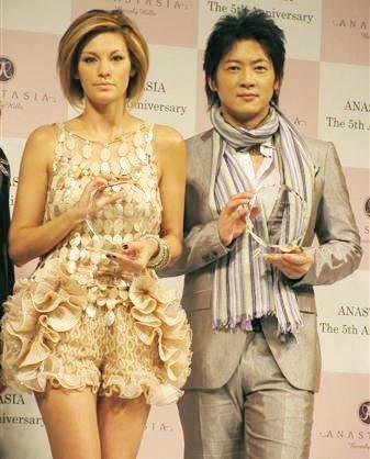 Anna Umemiya Anna Umemiya chosen as celebrity with best eyebrows Japan Today