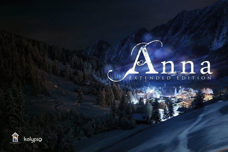 Anna (video game) Anna Extended Edition 2012 RockIt Raccoon