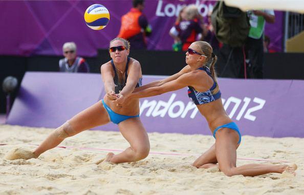 Anna Vozakova Anastasia Vasina and Anna Vozakova Hottest Women of the 2012