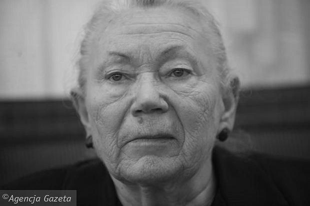 Anna Walentynowicz Rodzina Anny Walentynowicz chce kolejnej ekshumacji 39Jej