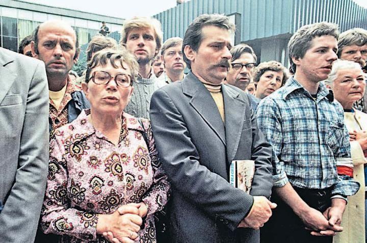 Anna Walentynowicz l39astronave Anna Walentynowicz Woman of Iron RIP
