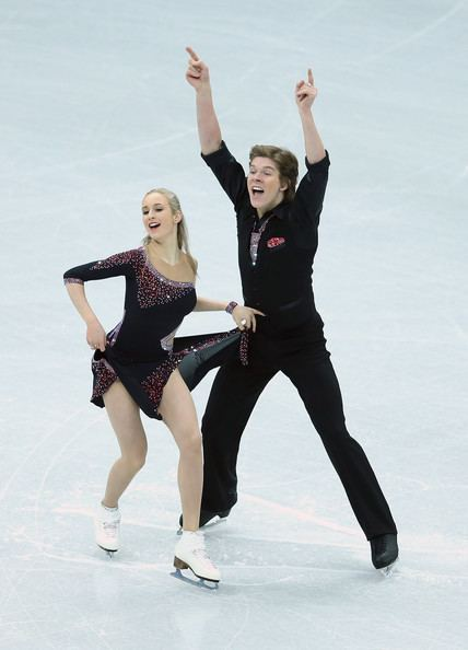 Anna Yanovskaya Anna Yanovskaya Photos ISU Grand Prix of Figure Skating