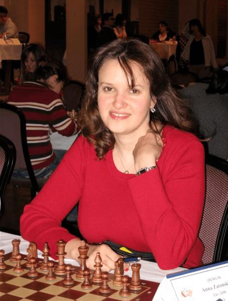 Anna Zatonskih CFN March 2008