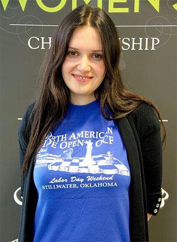 Anna Zatonskih Saint Louis Zatonskih vs Krush drawn Chess News