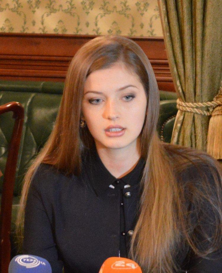Anna Zayachkivska - Alchetron, The Free Social Encyclopedia