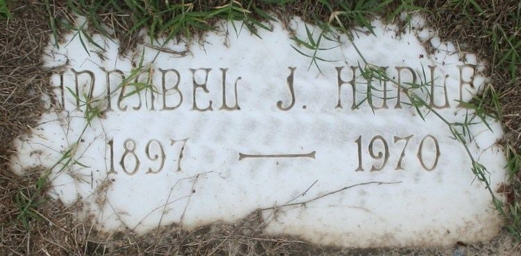 Annabel Jarman Annabel Jarman Hurley 1897 1970 Find A Grave Memorial