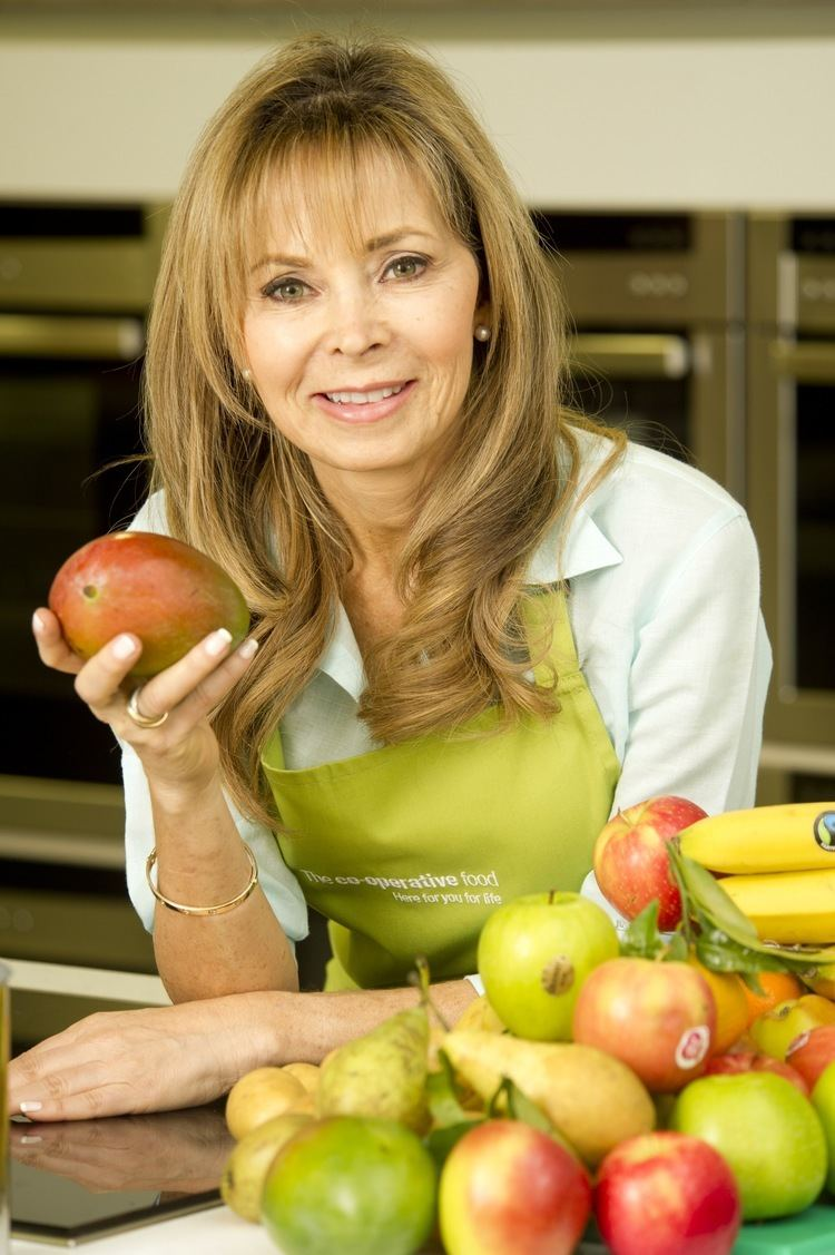 Annabel Karmel The Cooperative Food enlists Annabel Karmel to give baby