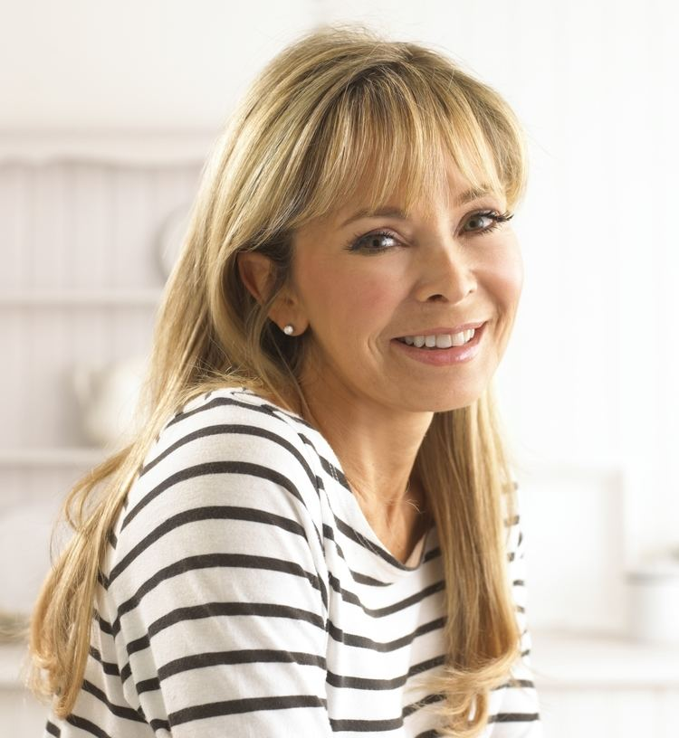 Annabel Karmel Encouraging children to eat more healthily by Annabel