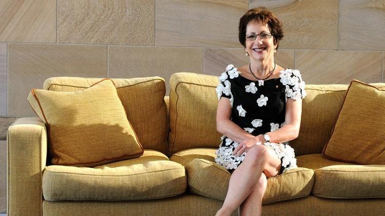 Annabelle Bennett Dr Annabelle Bennett Bond Uni chancellor Gold Coast Bulletin