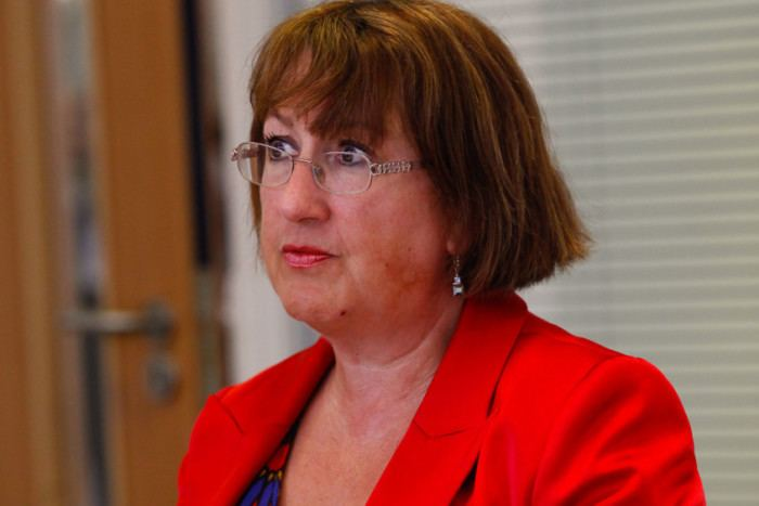 Annabelle Ewing SNP minister Annabelle Ewing unprepared over tagging figures The