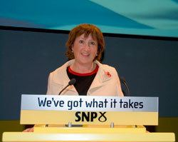Annabelle Ewing Scottish National Party Annabelle Ewing Ochil and South Perthshire
