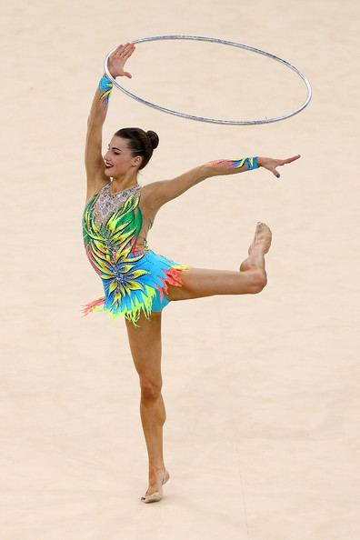 Annabelle Kovacs Annabelle Kovacs Photos Photos 20th Commonwealth Games Rhythmic