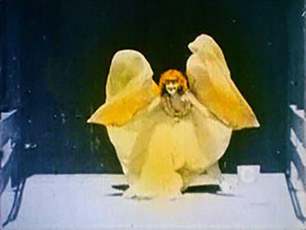 Annabelle Serpentine Dance Silent Era Progressive Silent Film List