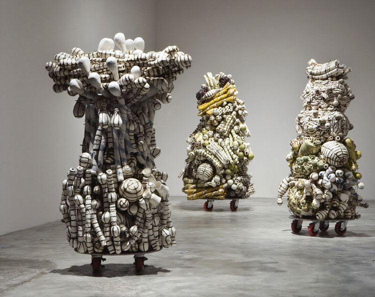 Annabeth Rosen Annabeth Rosen Visiting Artists MFA Studio Art The