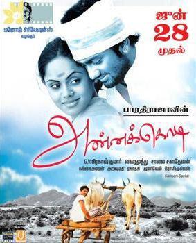Annakodi movie poster