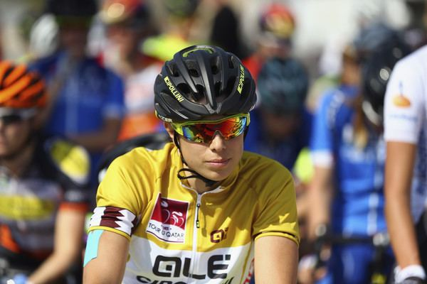 Annalisa Cucinotta Annalisa Cucinotta Pictures Ladies Tour of Qatar Stage